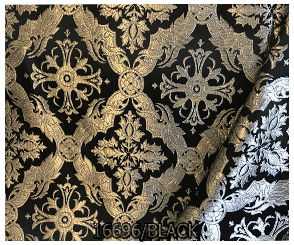 парча16696-BLACK