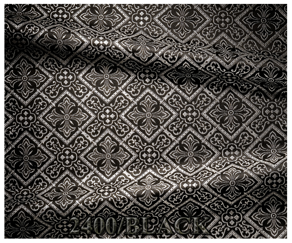 парча2400-BLACK